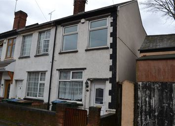 Thumbnail 2 bed end terrace house for sale in St. Lawrence's Road, Foleshill, Coventry, West Midlands