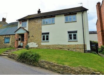 Thumbnail 3 bed cottage for sale in Bedford Road, Denton, Northampton