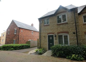 Thumbnail 3 bedroom semi-detached house to rent in Lime Kiln Close, Silverstone, Towcester