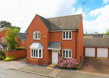 Thumbnail 4 bed detached house for sale in Acorn Road, Duston, Northampton