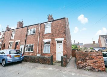 Thumbnail 2 bed terraced house to rent in Nicholas Street, Hasland, Chesterfield