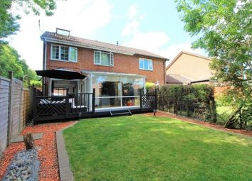 Thumbnail 5 bed semi-detached house for sale in Ranmore Close, Pease Pottage, Crawley