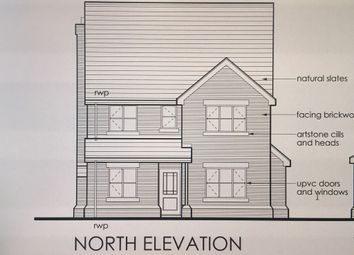 Thumbnail 4 bed detached house for sale in Park Lane, Pontefract
