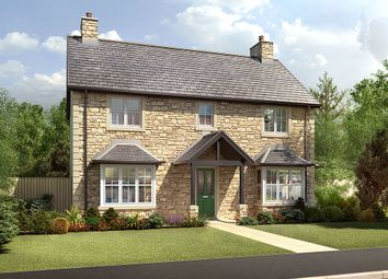 "Thumbnail 4 bed detached house for sale in ""Arundel"" at Houghton Road, Houghton, Carlisle"
