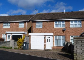Thumbnail 3 bed semi-detached house for sale in Annscroft, Kings Norton, Birmingham
