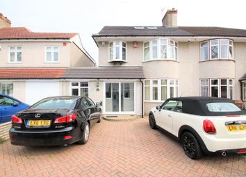 Thumbnail 4 bed semi-detached house to rent in First Avenue, Bexleyheath