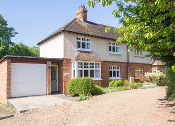 Thumbnail 2 bed semi-detached house for sale in Ermine Street, Caxton, Cambridge