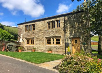 Thumbnail 4 bedroom farmhouse to rent in Hall Fold, Rochdale