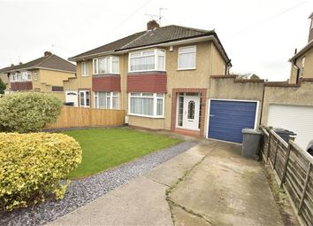 Thumbnail 3 bed semi-detached house for sale in St. David's Avenue, Warmley