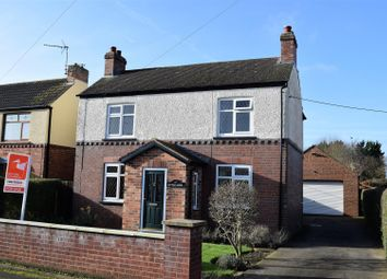 Thumbnail 3 bed cottage for sale in Silversides Lane, Scawby Brook, Brigg
