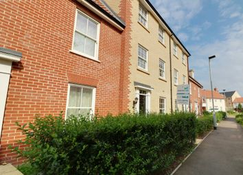 Thumbnail 3 bed town house for sale in Willis Crescent, Ipswich
