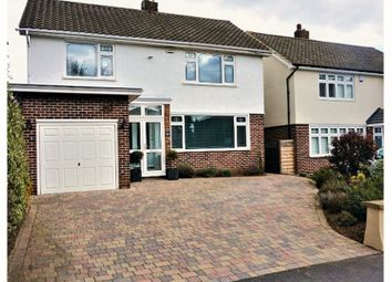 Thumbnail 3 bed detached house for sale in Parkhill Road, Bexley