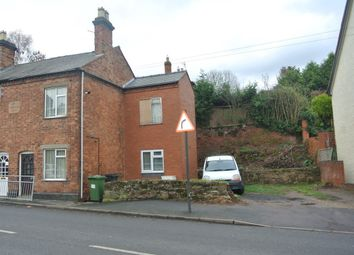 Thumbnail 2 bedroom end terrace house for sale in Dingle Lane, Nether Whitacre, Coleshill, Birmingham