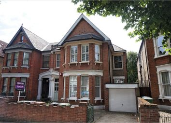 Thumbnail 3 bed flat for sale in Inchmery Road, Catford
