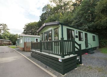 Thumbnail 2 bed mobile/park home for sale in Calgarth 29, White Cross Bay Holiday Park, Ambleside Road, Windermere