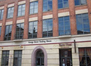 Thumbnail 2 bed flat to rent in George Street Trading House, Hockley, Nottingham City Centre