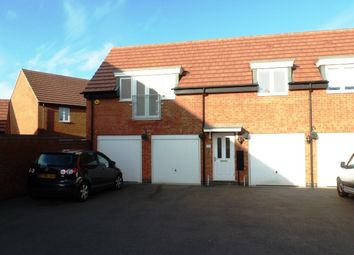 Thumbnail 2 bedroom flat to rent in Cooper Road, Gunthorpe, Peterborough