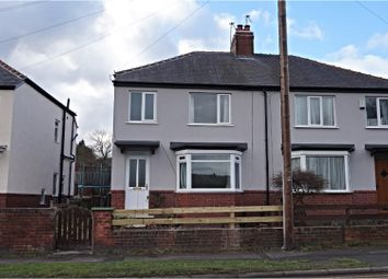 Thumbnail 3 bed semi-detached house to rent in Barnsley Road, Barnsley