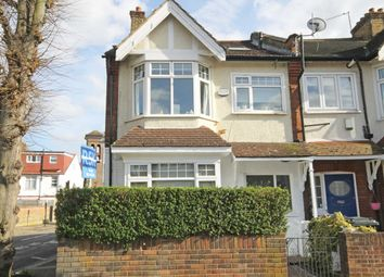 Thumbnail 4 bed property for sale in Camborne Avenue, London