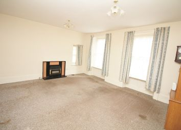 Thumbnail 3 bed flat to rent in Flat 2, 1 Castle Terrace, Pembroke