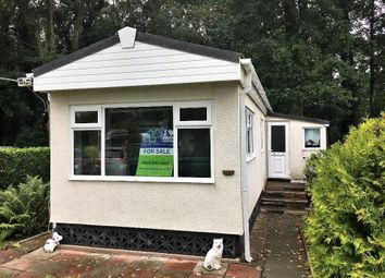 Thumbnail 1 bed mobile/park home for sale in Wood Green, Mowbreck Park, Wesham, Lancashire