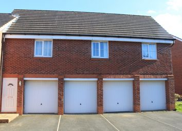 Thumbnail 2 bed flat to rent in Abbey Close, Shepshed