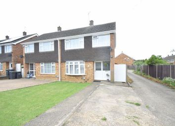 Thumbnail 3 bedroom semi-detached house for sale in Radnor Road, Luton