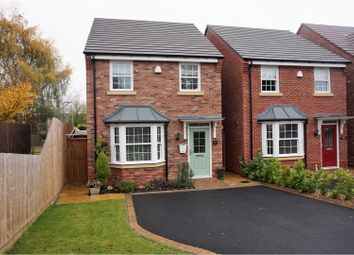 Thumbnail 3 bed detached house for sale in Wombourne Road, Dudley