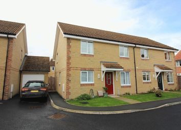 Thumbnail 3 bed semi-detached house for sale in Wharf Lane, Ilminster
