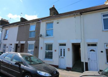 Thumbnail 2 bedroom terraced house for sale in Unity Street, Sittingbourne, Kent