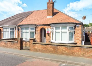 Thumbnail 2 bed semi-detached bungalow for sale in Ramnoth Road, Wisbech