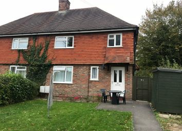 Thumbnail 1 bed flat to rent in Gordon Road, Buxted