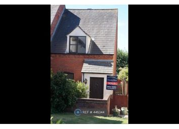 Thumbnail 2 bed end terrace house to rent in Rydon Acres, Kingsteignton