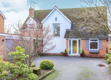 Thumbnail 4 bed detached house for sale in Newfield Road, Hagley, Stourbridge