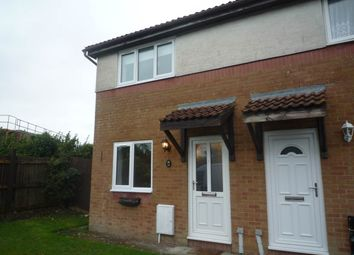 Thumbnail 2 bed end terrace house to rent in Picton Road, Rhoose, Vale Of Glamorgan