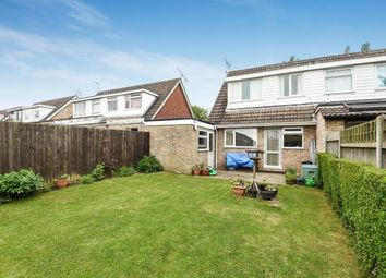 Thumbnail 2 bed semi-detached house for sale in Leominster, Herefordshire