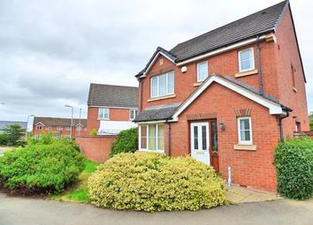 Thumbnail 3 bed detached house for sale in Cavendish Close, Cawston, Rugby