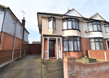 3 bed semi-detached house for sale in Shaftesbury Avenue, Dovercourt, Harwich, Essex CO12