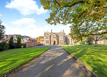 Thumbnail 1 bedroom flat for sale in Barclay Hall, Barclay Park, Knutsford, Cheshire