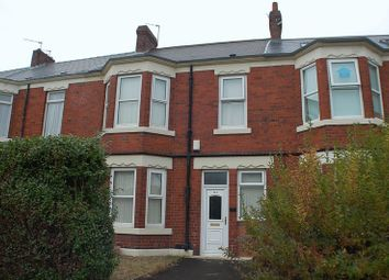 Thumbnail 4 bedroom flat to rent in Rothbury Terrace, Heaton, Newcastle Upon Tyne