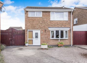 Thumbnail 3 bed detached house for sale in Monsarrat Way, Loughborough