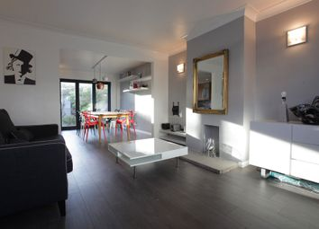 Thumbnail 3 bed terraced house to rent in Manville Rd, London