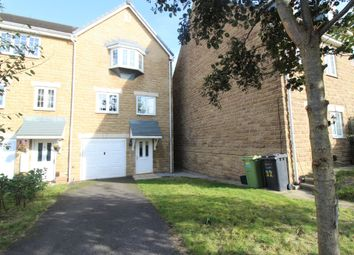 Thumbnail 4 bed town house to rent in Wood View, Huddersfield