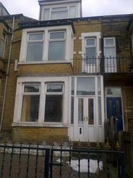 Thumbnail 4 bed terraced house to rent in Toller Lane, Heaton, Bradford, West Yorkshire