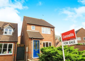 Thumbnail 3 bed detached house for sale in Gullimans Way, Leamington Spa
