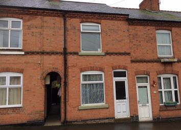 Thumbnail 2 bed terraced house to rent in Charles Street, Sileby, Loughborough