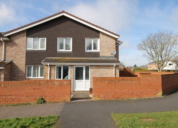 Thumbnail 2 bed flat for sale in Clyst Valley Road, Clyst St. Mary, Exeter