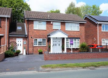Thumbnail 4 bed detached house for sale in Underwood Drive, Whitby