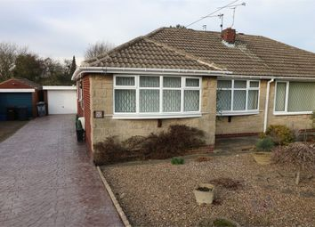 Thumbnail 2 bed semi-detached bungalow to rent in St Albans Way, Wickersley, Rotherham, South Yorkshire