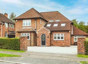 Thumbnail 4 bed detached house for sale in Evans Avenue, Allestree Park, Derby